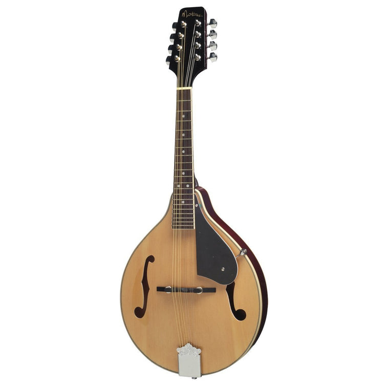 Martinez Teardrop Mandolin (Natural Gloss)