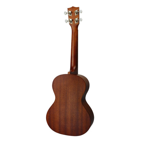 Mojo '50 Series' Spruce Solid Top Tenor Ukulele with Gig Bag (Natural Satin)