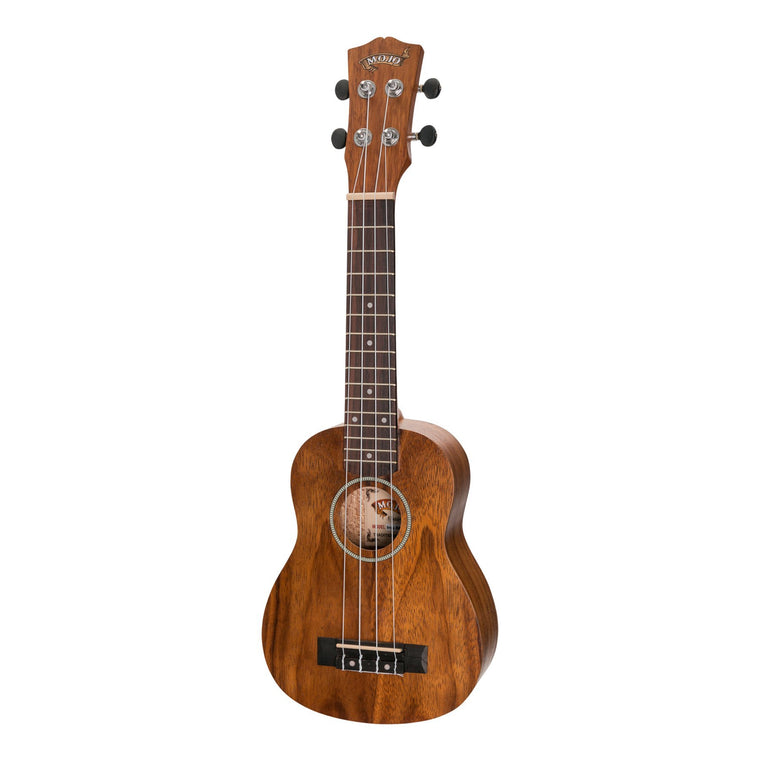 Mojo 'B80 Series' All Bubinga Electric Soprano Ukulele (Natural Satin)