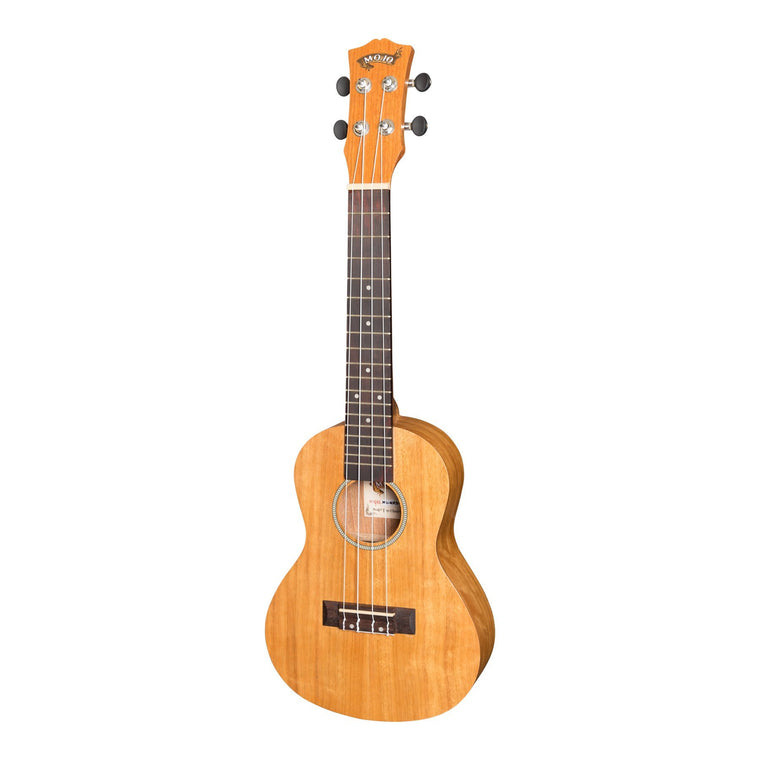 Mojo 'MA70 Series' All Mangowood Concert Ukulele (Natural Satin)