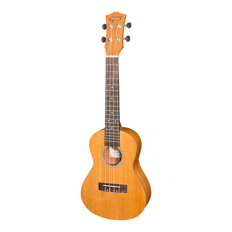 Mojo 'MA70 Series' All Mangowood Electric Concert Ukulele (Natural Satin)
