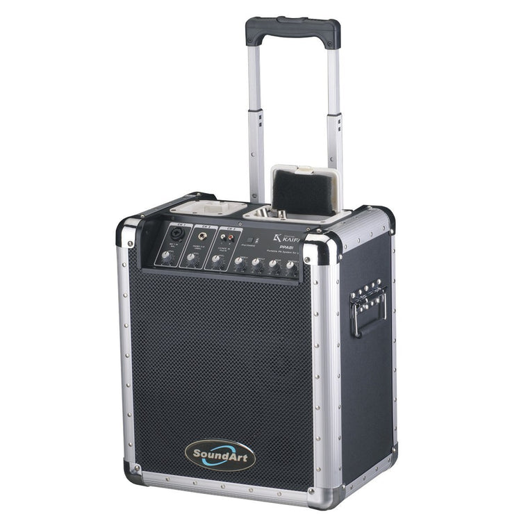 SoundArt Compact Portable Rechargeable PA System