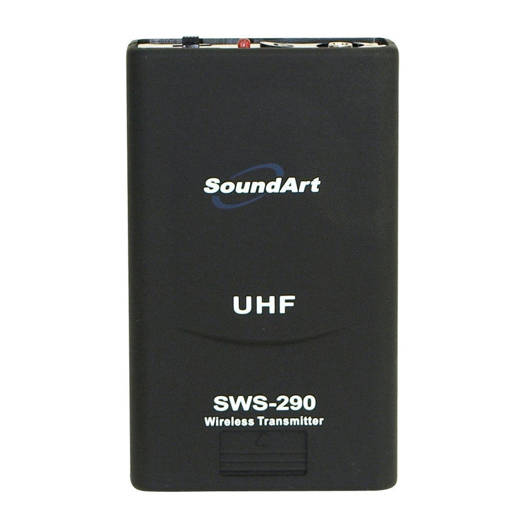 SoundArt SWS-BP Body Pack UHF Transmitter