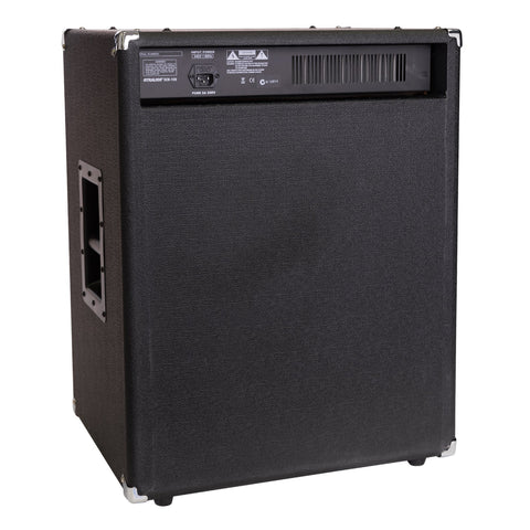 Strauss 150 Watt Bass Amplifier Combo (Black)