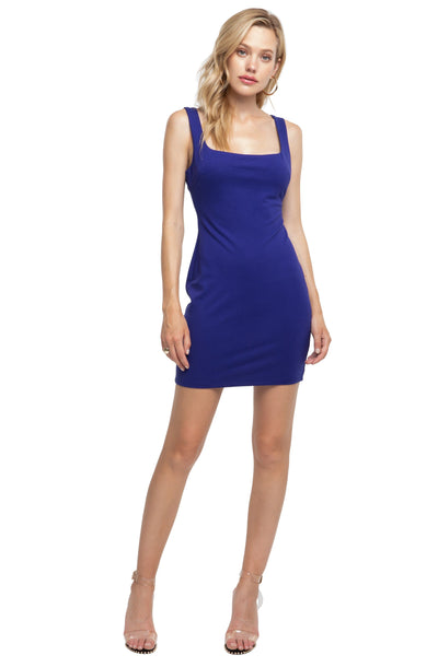 Sleelveless Bodycon Dress