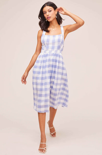 Lillian Midi Dress