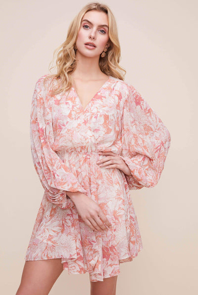 Raphaela Floral Dress