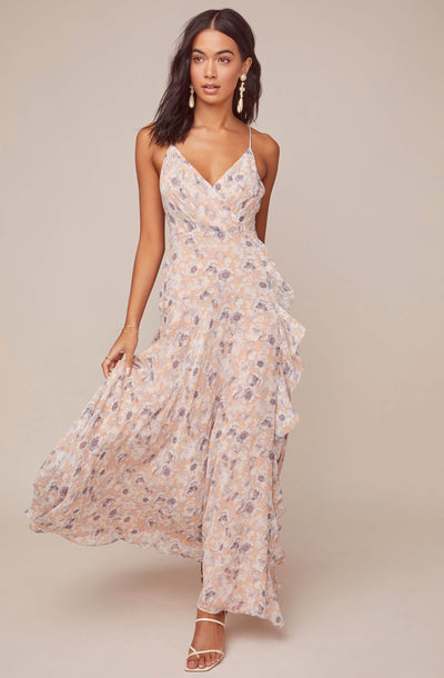 Holland Floral Maxi Dress