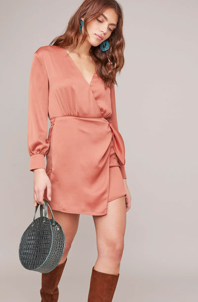 Adelaide Wrap Dress