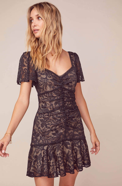 So Smitten Lace Dress