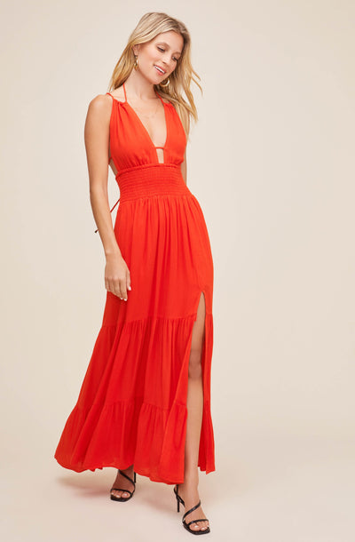 Ooh Lala Maxi Dress