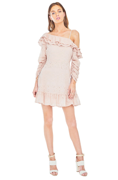 Whitney Ruffle Dress