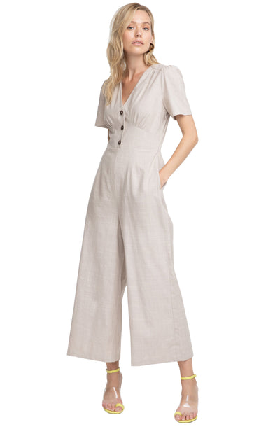 Wesley Wide Leg Jumpsuit
