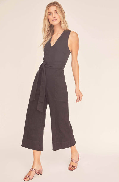 Daydream Front Tie Jumpsuit