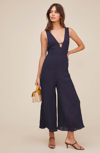 Endeavor Wide Leg Jumpsuit
