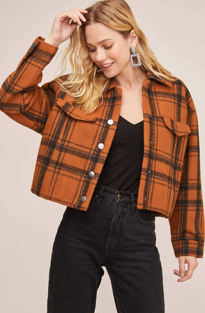 Dakota Plaid Jacket
