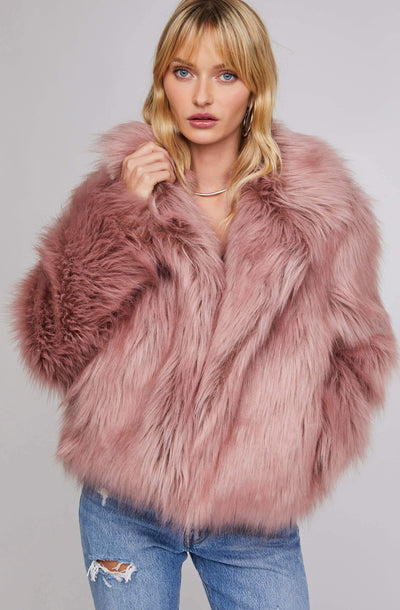 Adair Faux Fur Jacket