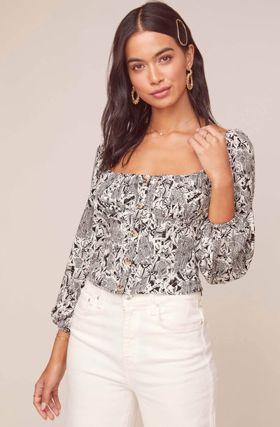 York Long Sleeved Top
