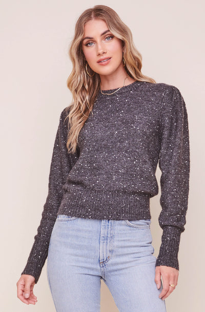 Dorothy Puff Sleeve Sweater