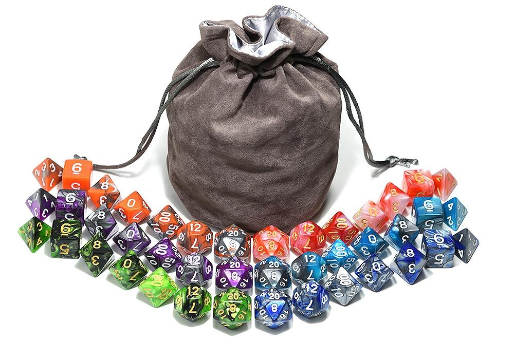 Dice - EPIC Arcane Spells Bag-O-Dice Bundle (42 Pieces)
