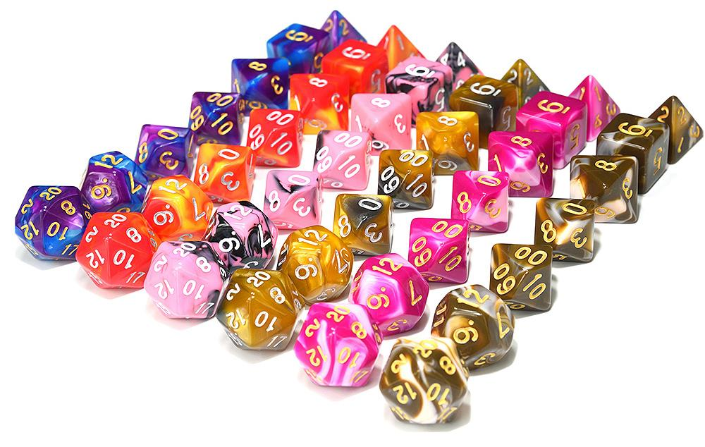Dice - EPIC Yummy Bag-O-Dice Bundle (42 Pieces)