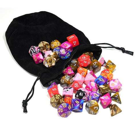 Image of Dice - EPIC Yummy Bag-O-Dice Bundle (42 Pieces)