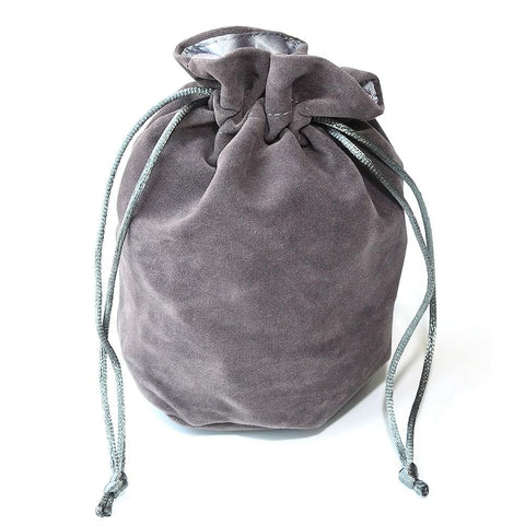 Image of Dice - Large Soft Velvet Dice Bag