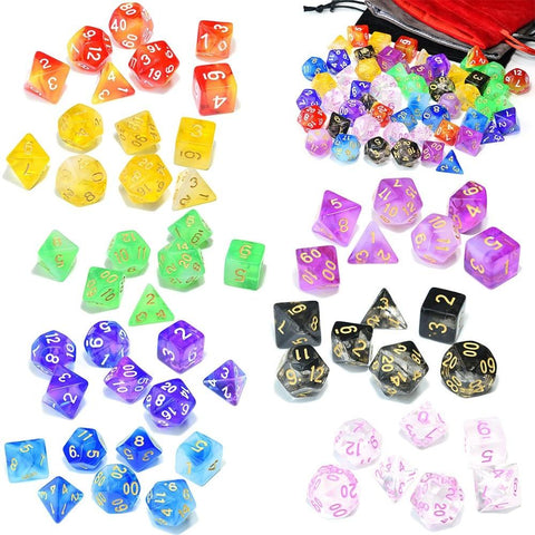 Image of Epic Magic Potion Bag-o-Dice Bundle (56 Pieces)