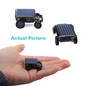 Solar Power Toy Car