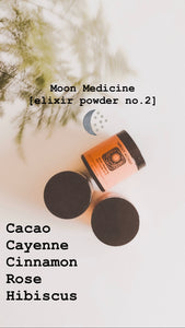 Moon Medicine Mini [Elixir Powder No2]