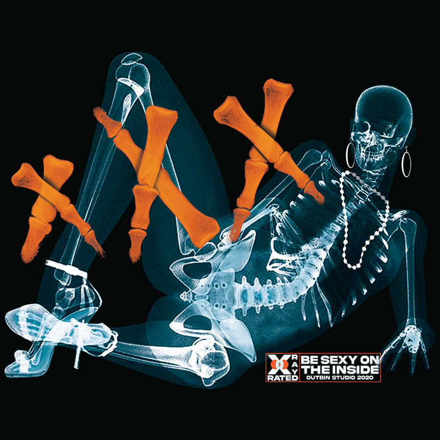 X-RATED X-RAY TEE