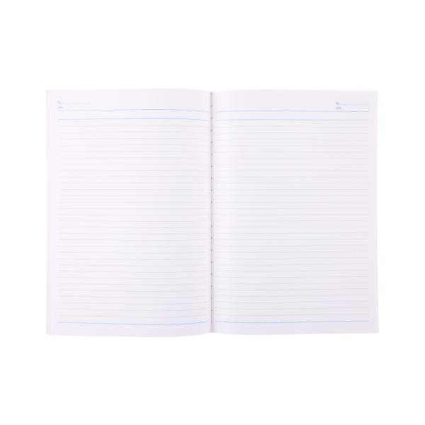 APICA-PLAIN COVER NOTEBOOK-A4 LINED