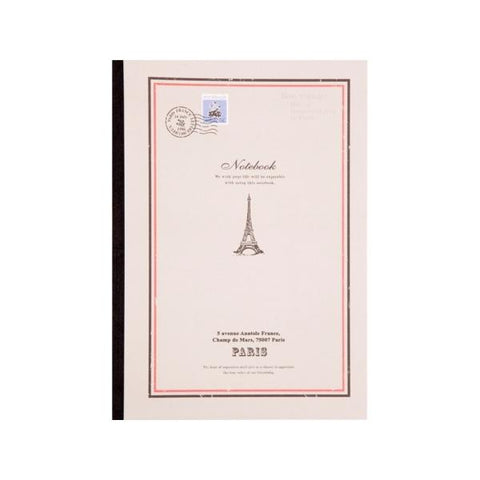 APICA-PARIS NOTEBOOK-EIFFEL TOWER