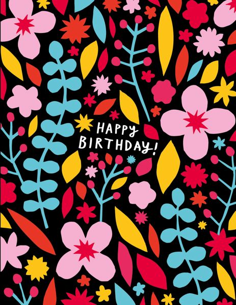Badger & Burke-Card-Meadow Birthday