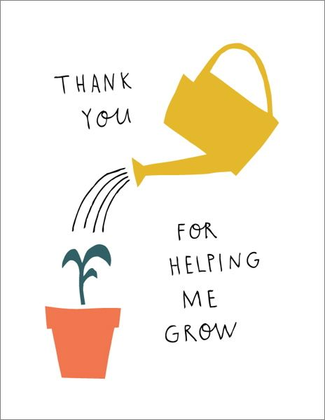 Badger & Burke-Card-Thank You Seedling