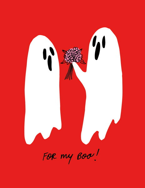 Badger & Burke-Card-For My Boo