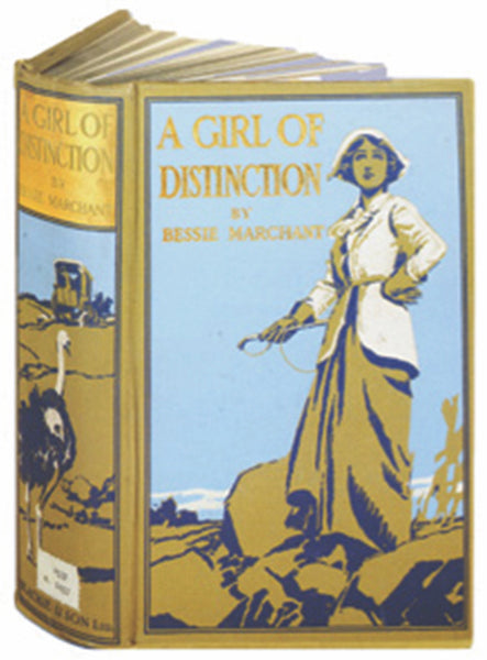 Bodleian Library-Card-A Girl of Distinction