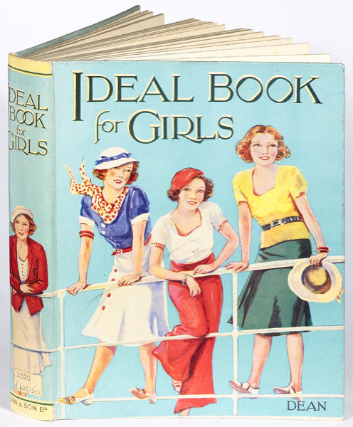 Bodleian Library-Card-Ideal Book For Girls