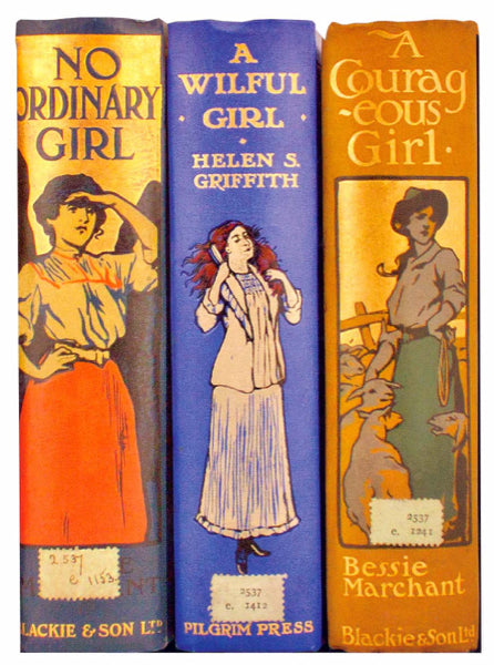 Bodleian Library-Card-No Ordinary Girl