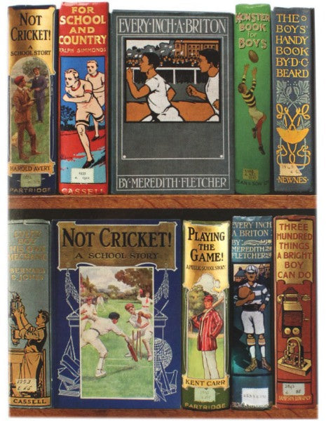 Bodleian Library-Card-Books For Boys