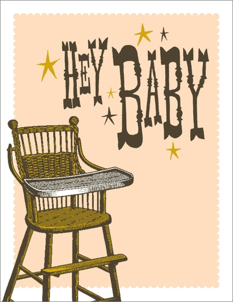 BREATHLESS-CARD-HEY BABY