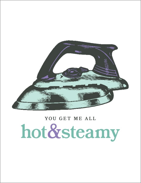 BREATHLESS-CARD-HOT AND STEAMY
