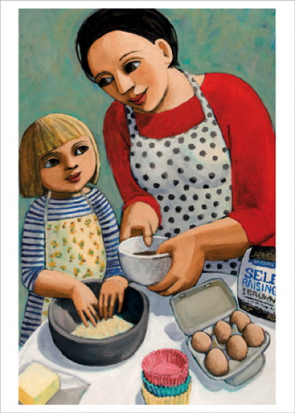 Canns Down Press-Card-Cooking With Betty