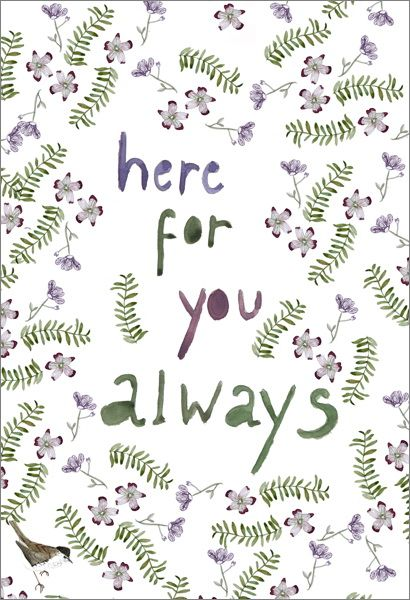Dear Prudence-Card-Always