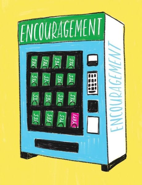 EMILY MCDOWELL-CARD-ENCOURAGEMENT VENDING