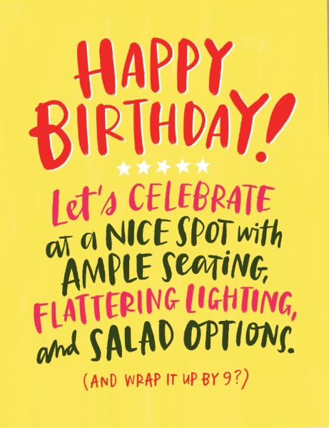 EMILY MCDOWELL-CARD-AMPLE SEATING BIRTHDAY