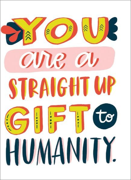 EMILY MCDOWELL-CARD-GIFT TO HUMANITY