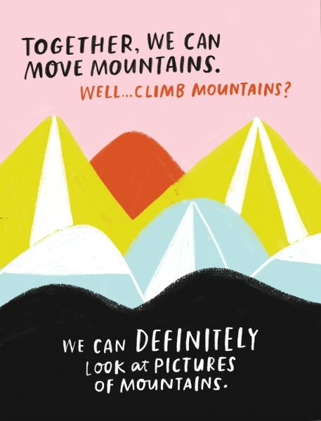 EMILY MCDOWELL-CARD-MOVE MOUNTAINS