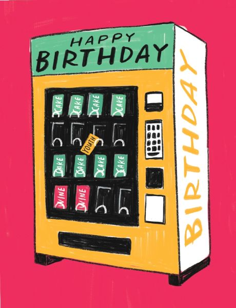 EMILY MCDOWELL-CARD-BIRTHDAY VENDING