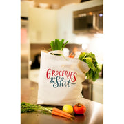 EMILY MCDOWELL-TOTE BAG-GROCERIES